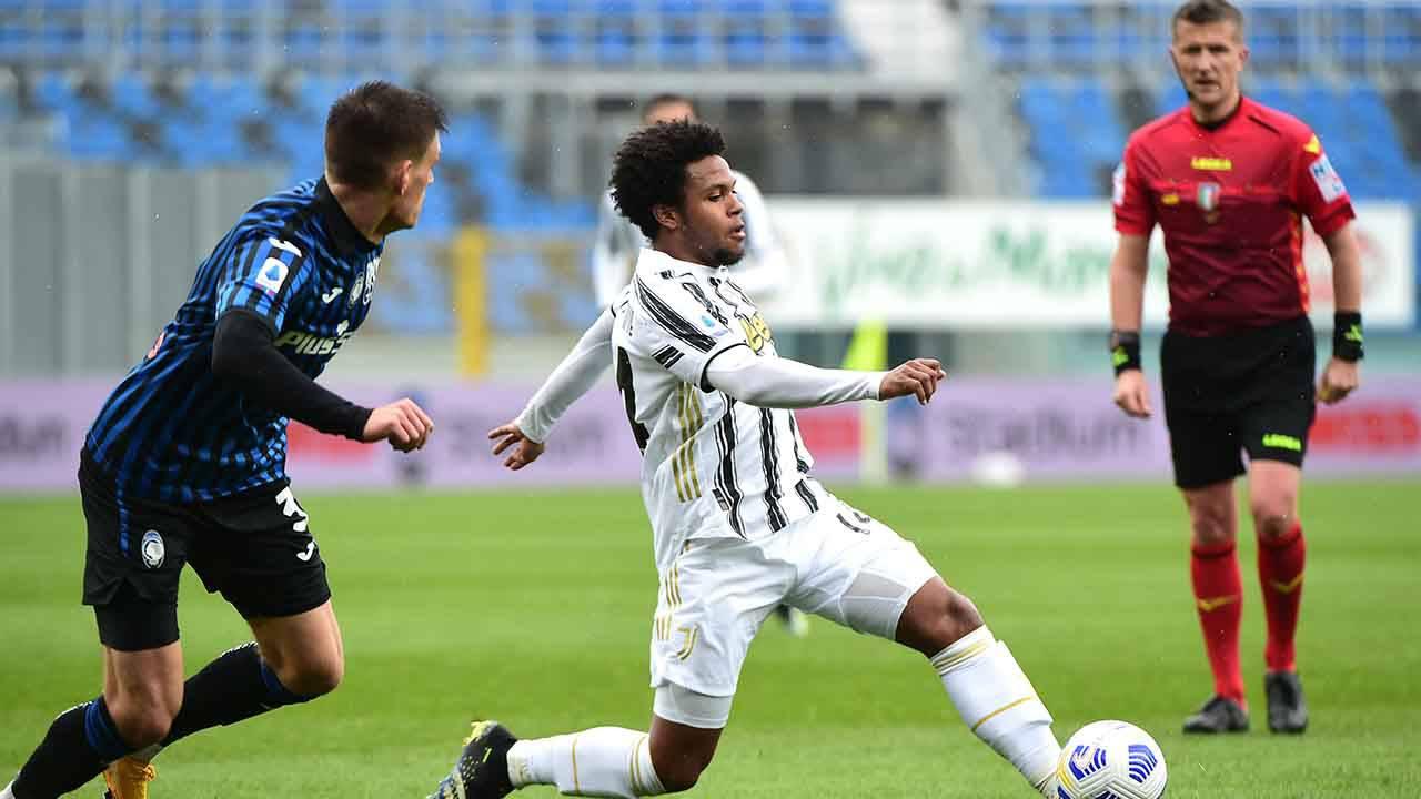 Atalanta Juventus Pagelle