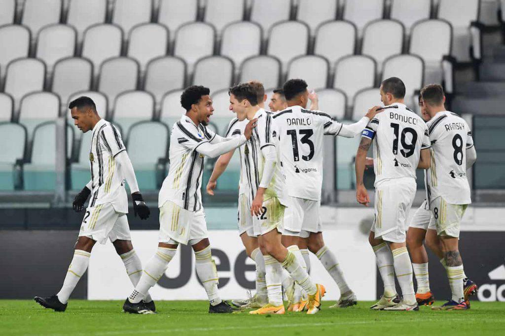 Bagarre Juventus McKennie (Getty Images)