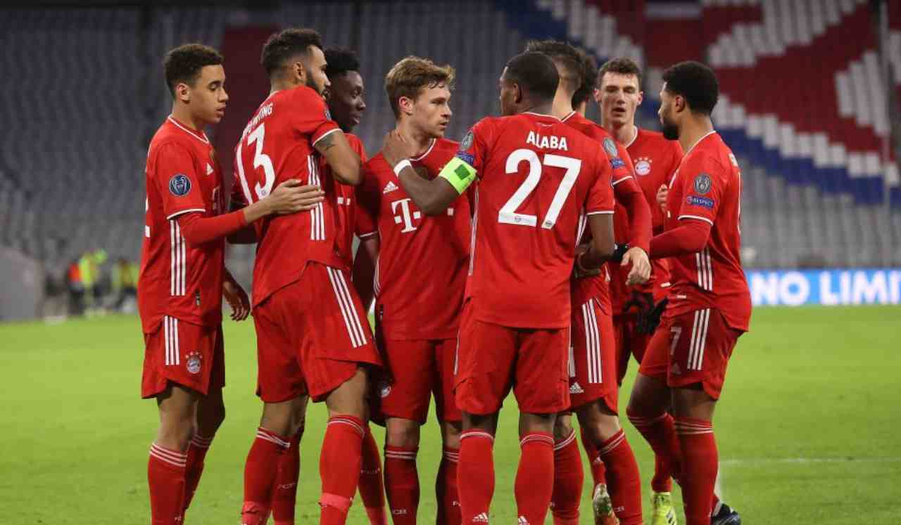 PSG Bayern Monaco dove vederla