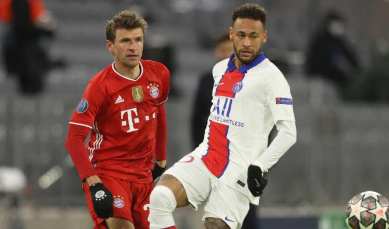 LIVE Bayern Monaco-PSG
