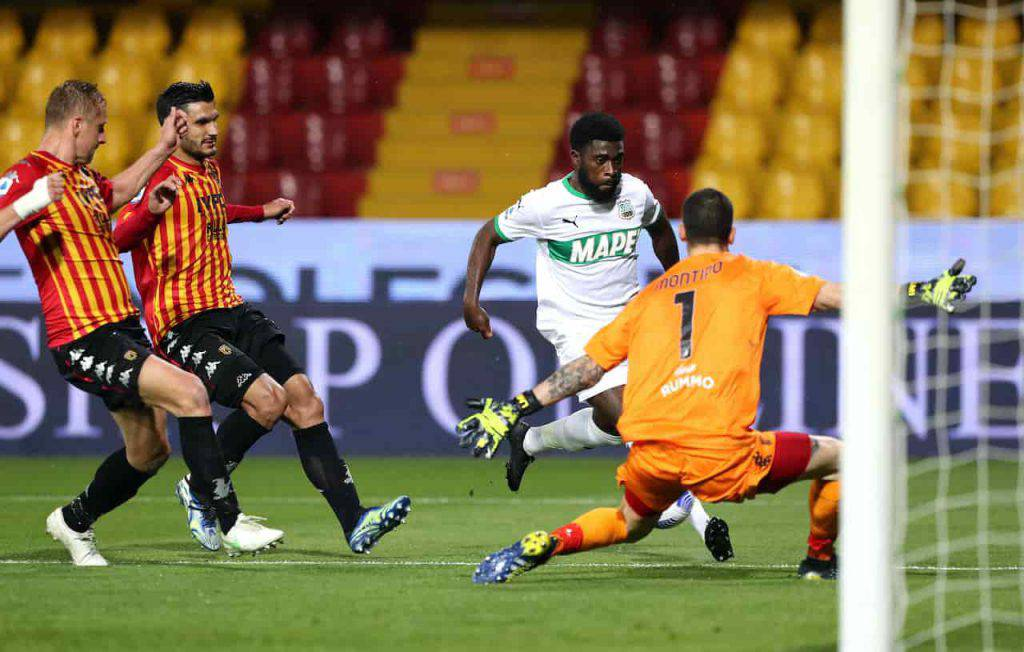 Benevento-Sassuolo highlights (Getty Images)