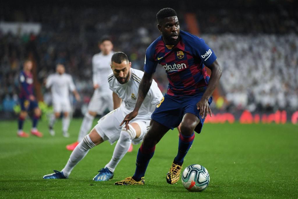 Real Madrid Barcellona el clasico