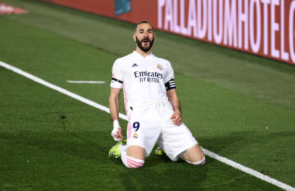 Real Madrid Chelsea Benzema