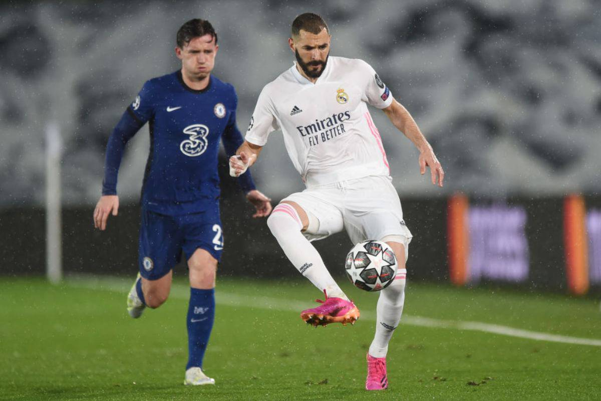 Real Madrid Chelsea Benzema Capello