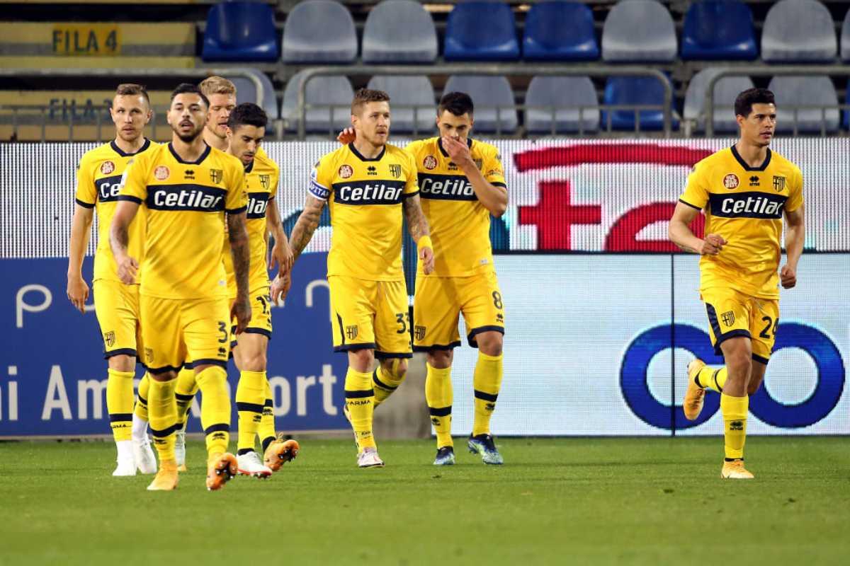 Highlights Cagliari Parma