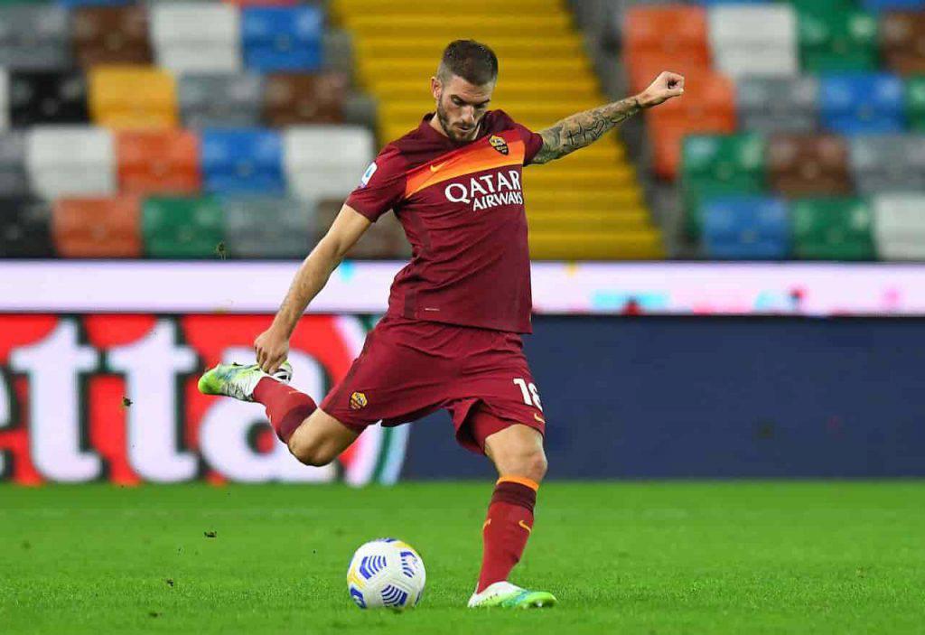 Cagliari Roma Santon titolare per Fonseca (Getty Images)