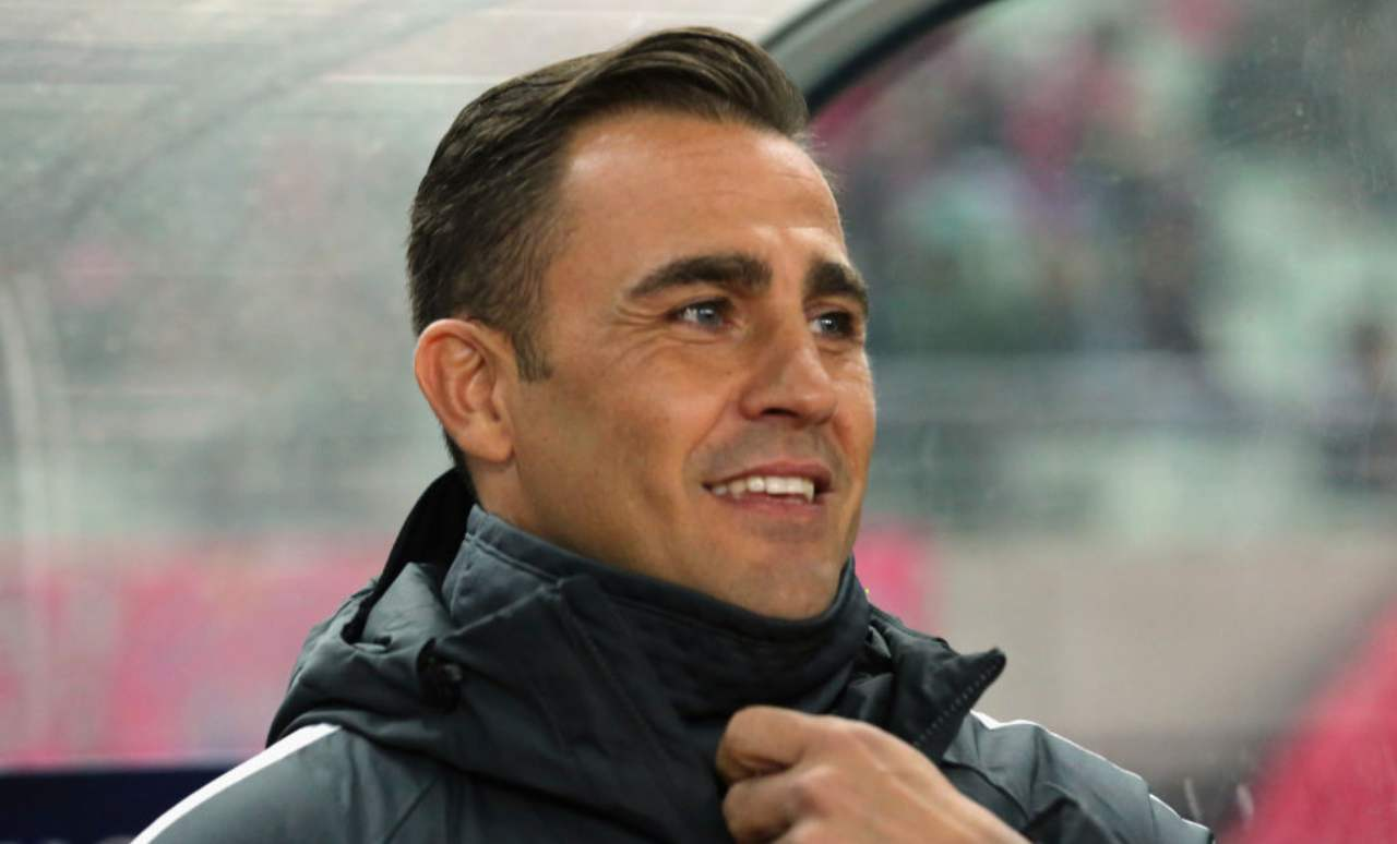 Fabio Cannavaro Napoli