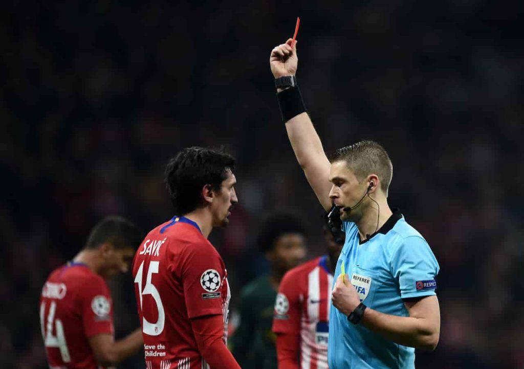 Champions League, maxi sanzione per Savic (Getty Images)