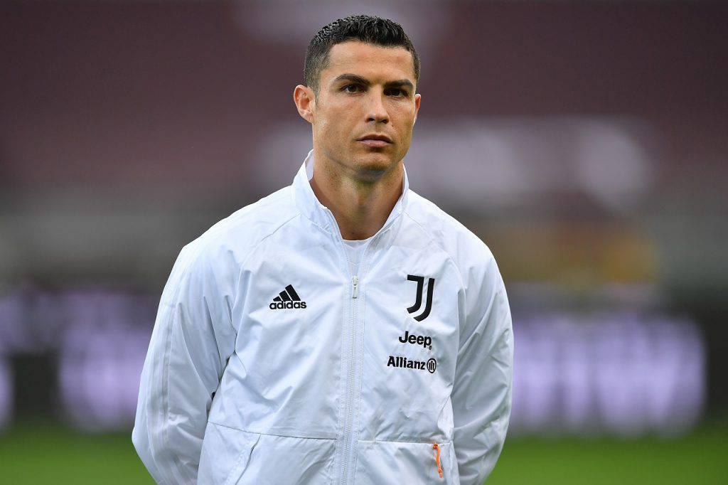 Cristiano Ronaldo maglia