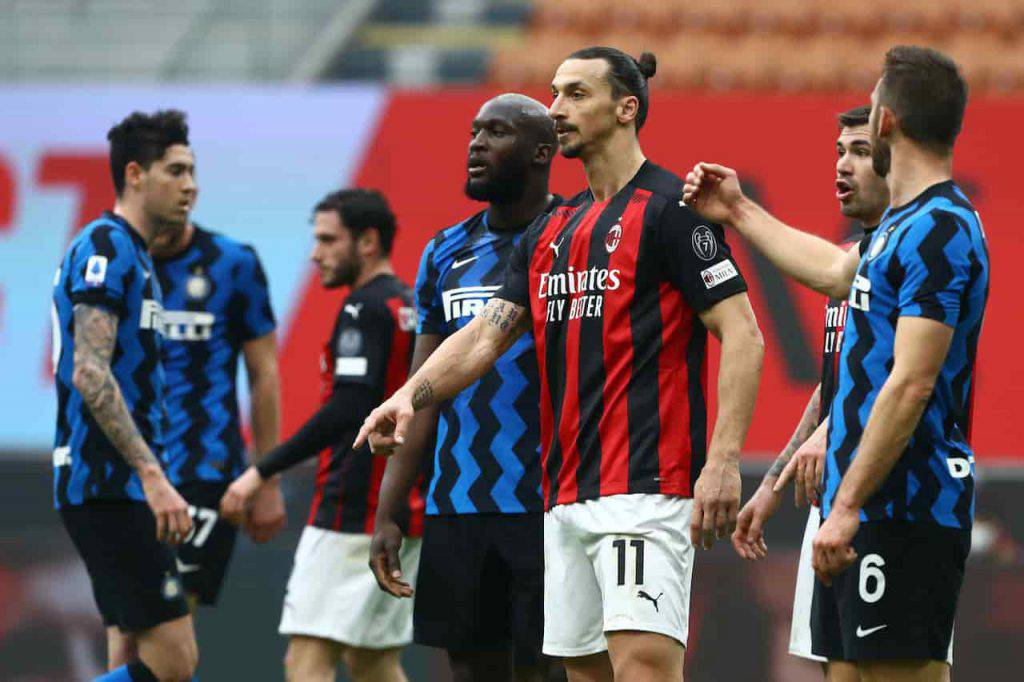Derby di Coppa Italia, Ibra e Lukaku patteggiano (Getty Images)