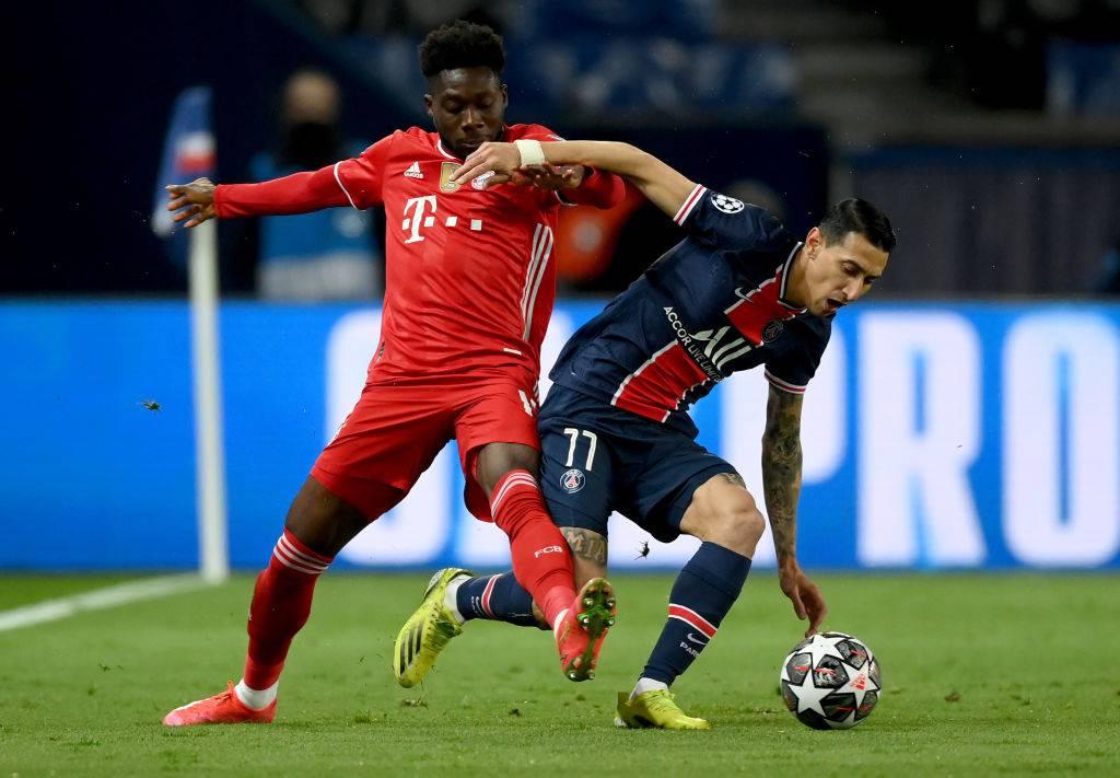 PSG Bayern Monaco Di Maria