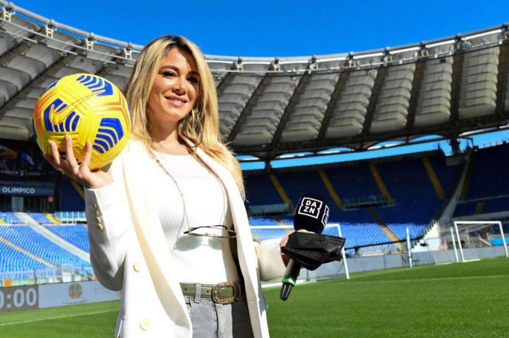 Diletta Leotta Serie A (Getty Images)