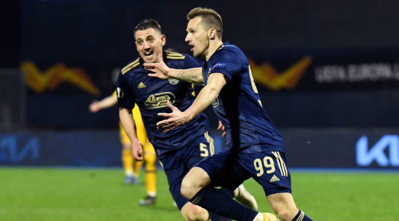 Dinamo Zagabria Villareal formazioni