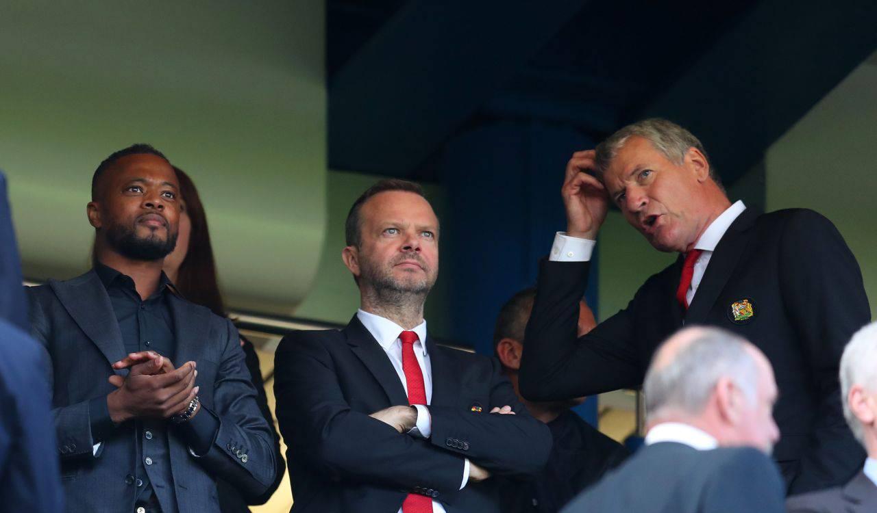 Ed Woodward Manchester United Superlega