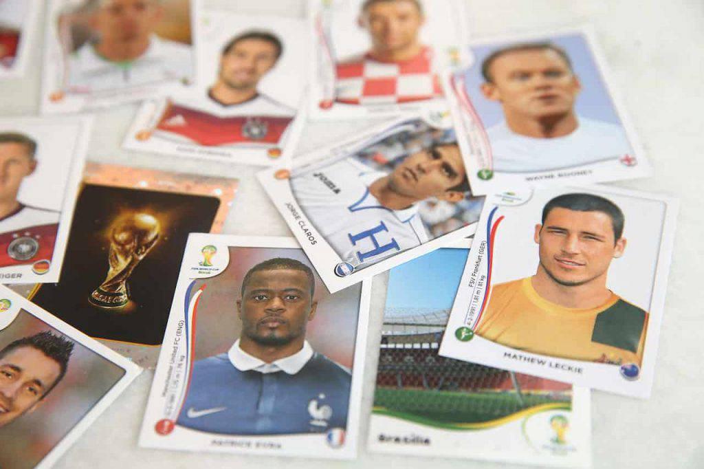 Euro 2020 Panini album ufficiale (Getty Images)