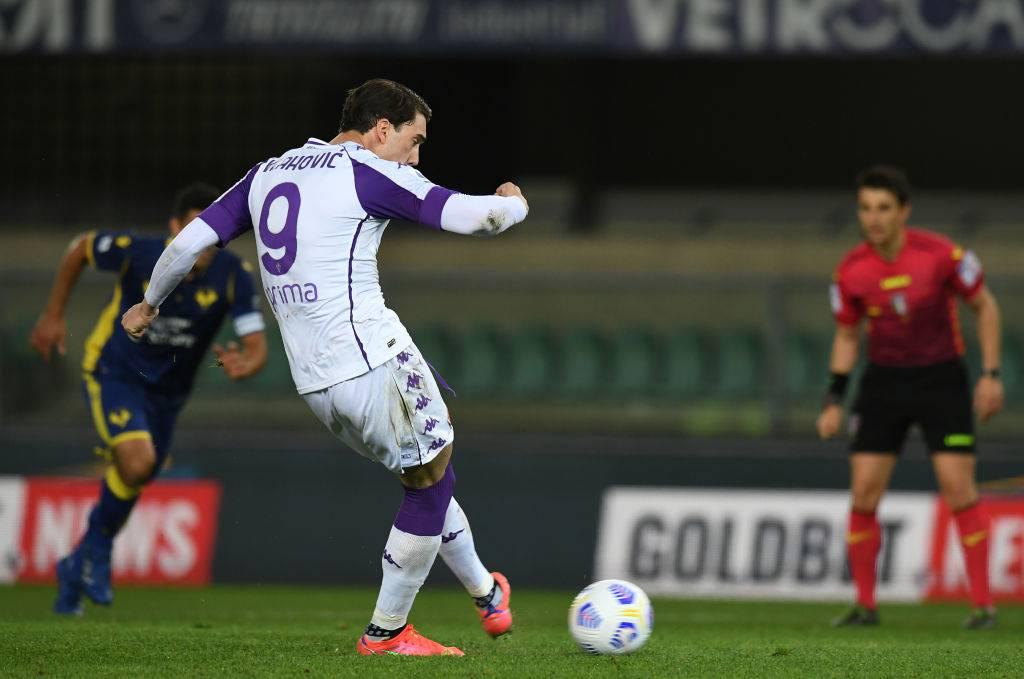 Fiorentina Juventus formazioni