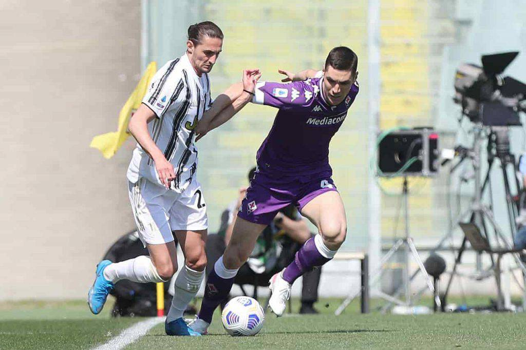 Fiorentina Juventus highlights (Getty Images)