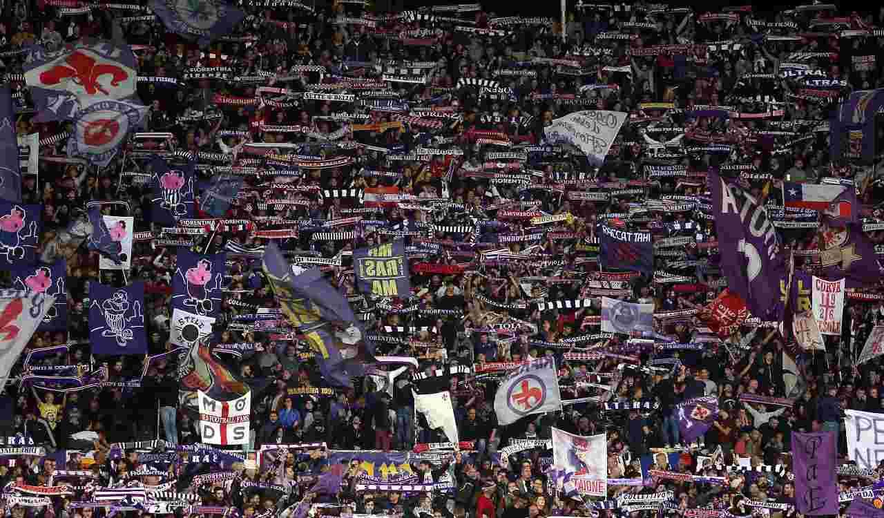 Fiorentina Juventus ultras
