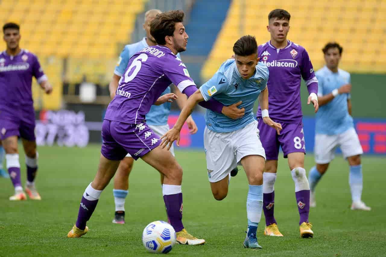Coppa Italia Primavera, la Fiorentina batte la Lazio