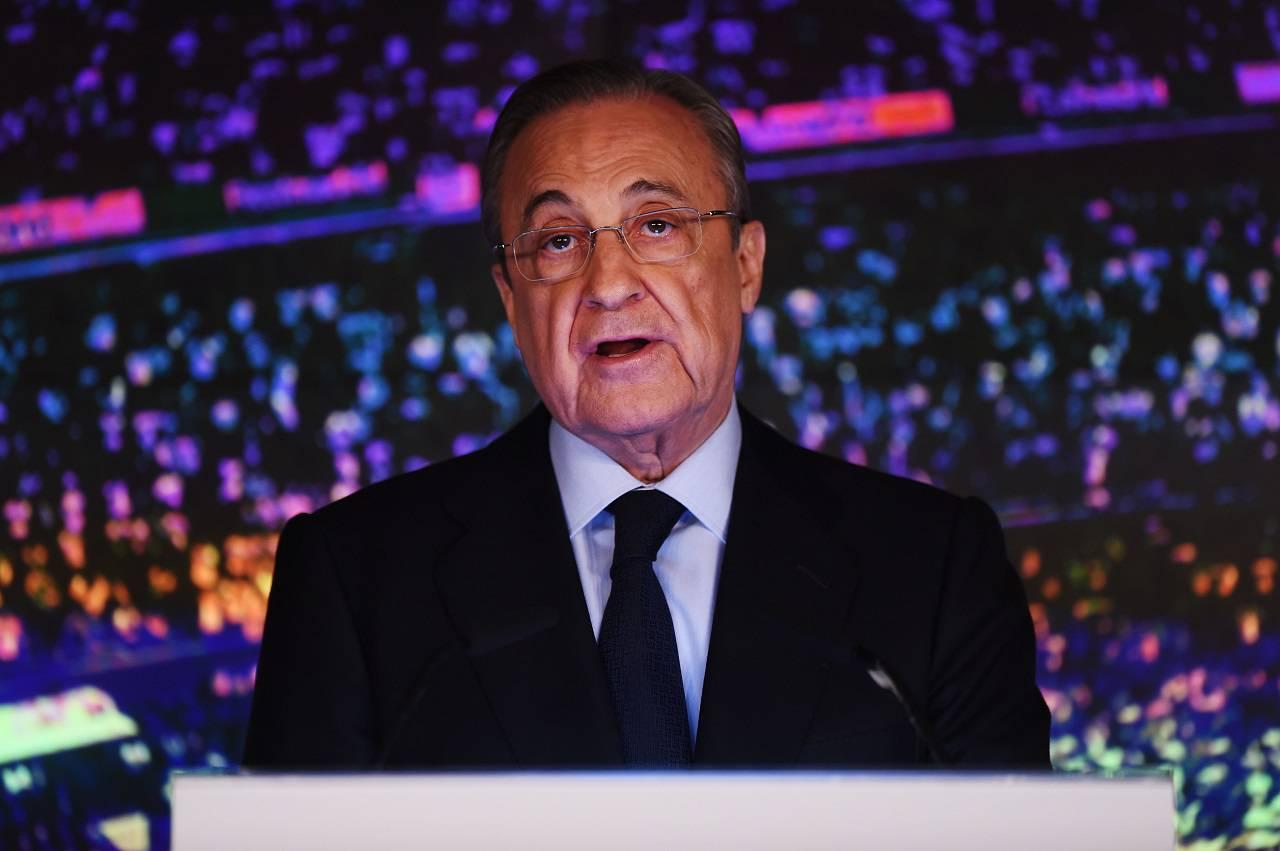 Mbappé Real Madrid Florentino Perez