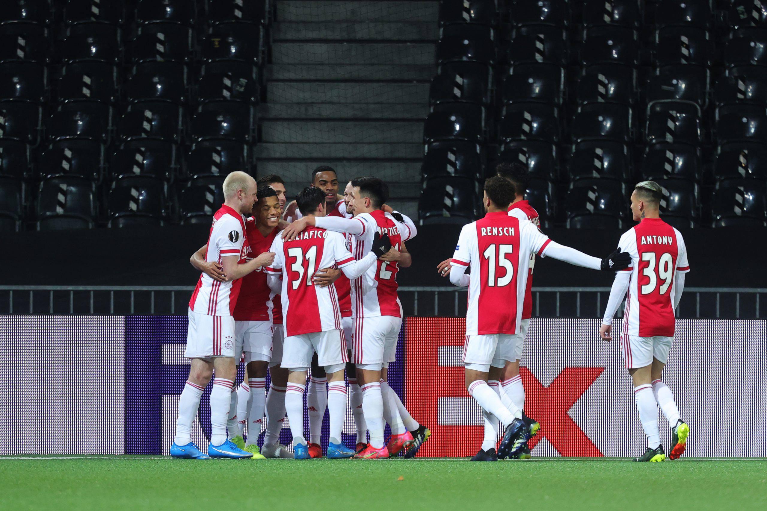 Ajax-Roma precedenti