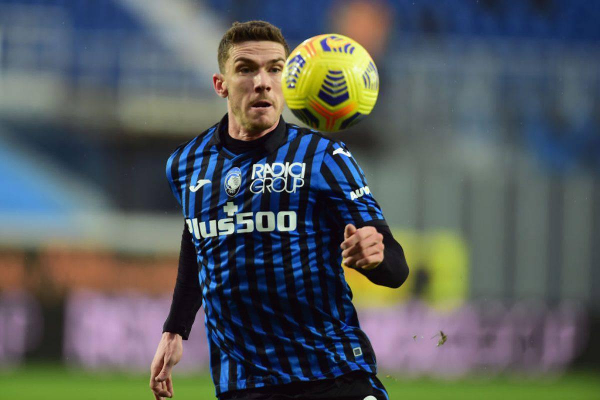 Gosens Leicester Atalanta