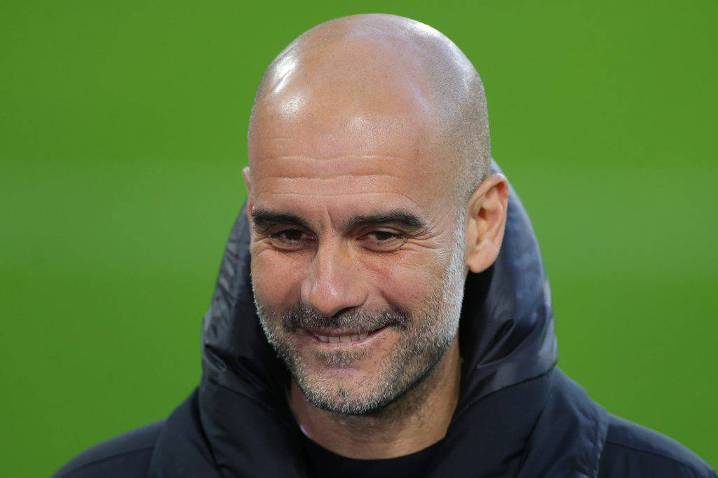 Guardiola Manchester City semifinale