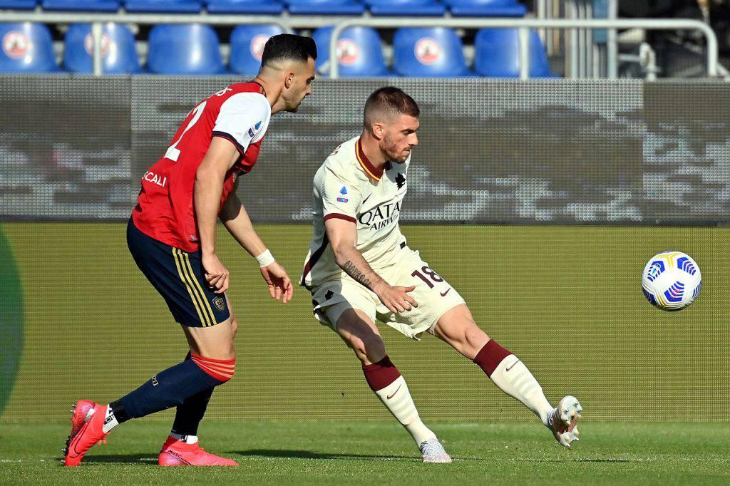 Highlights Cagliari Roma