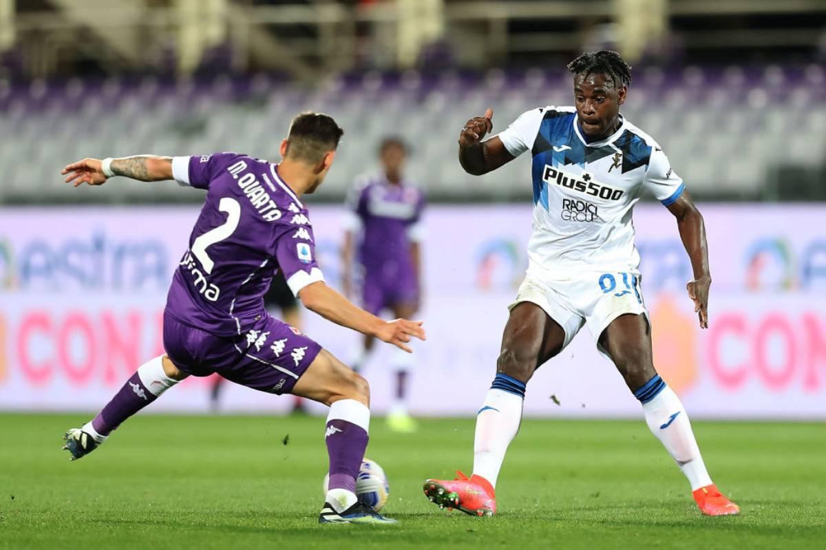 Highlights Fiorentina Atalanta