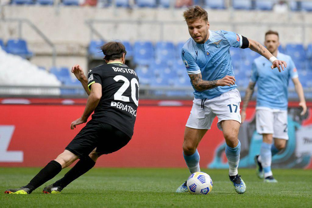 Highlights Lazio-Spezia