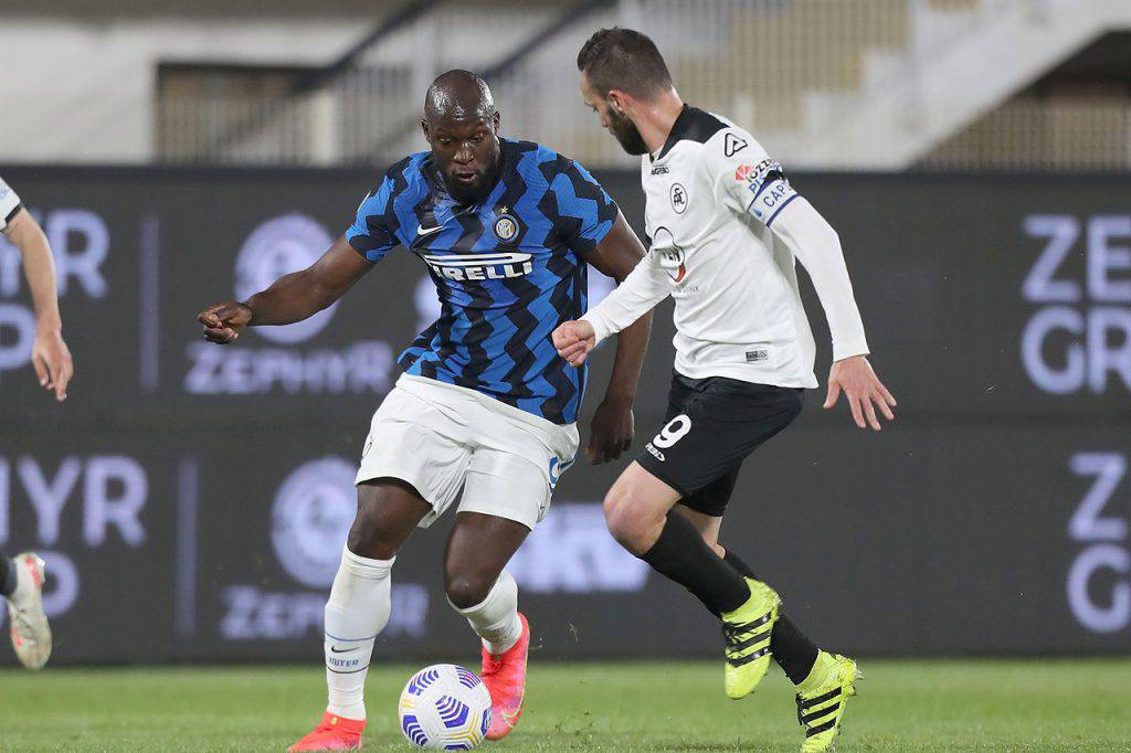 Highlights Spezia Inter