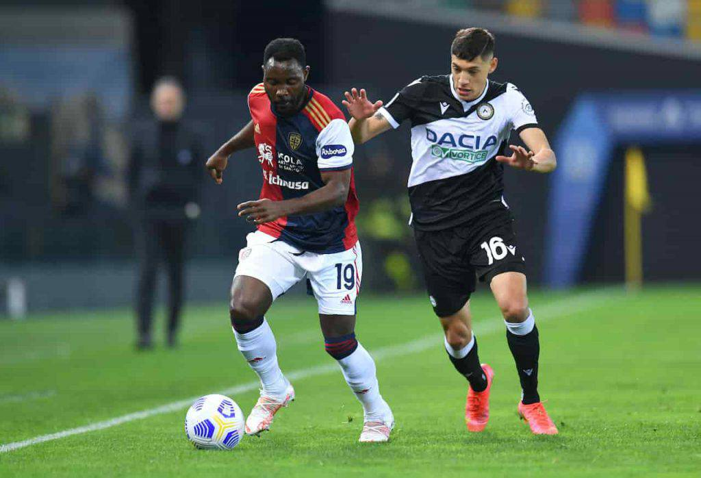 Highlights Udinese-Cagliari (Getty Images)