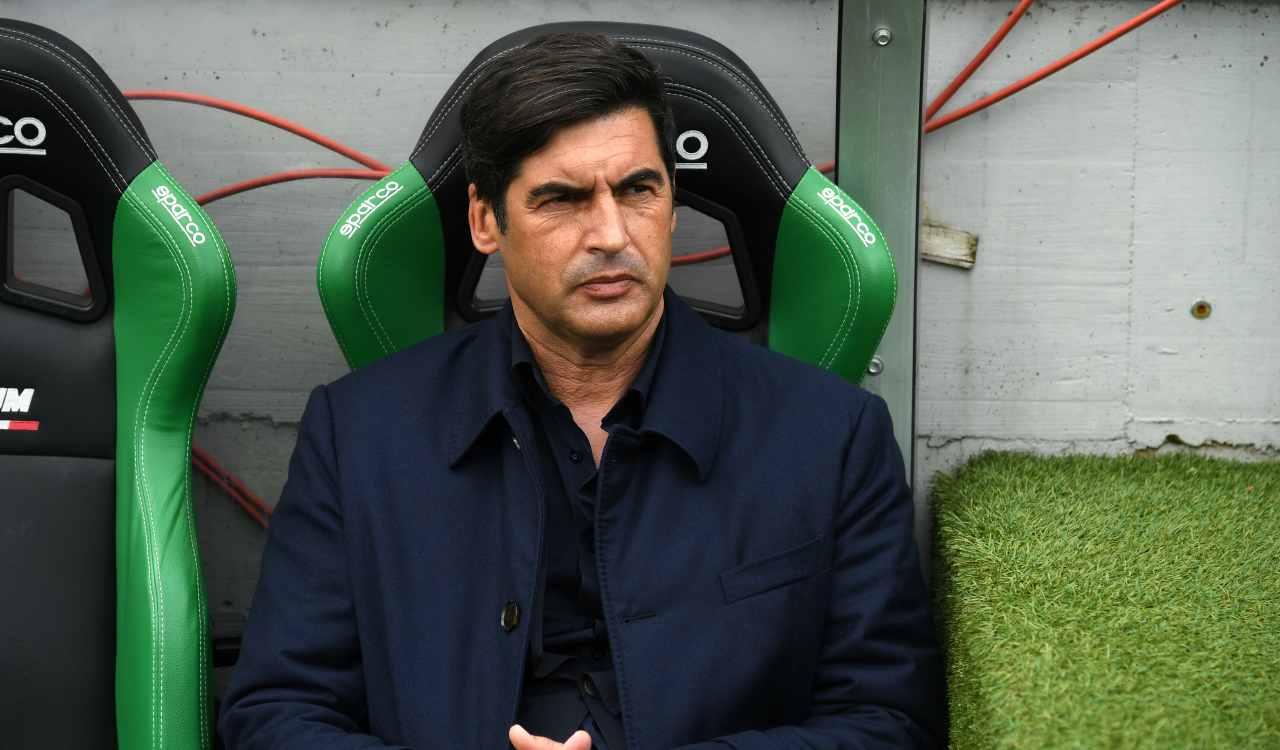 Roma Manchester United Fonseca