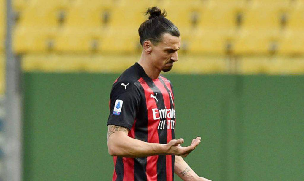 Ibrahimovic indagine UEFA sul centravanti (Getty Images)