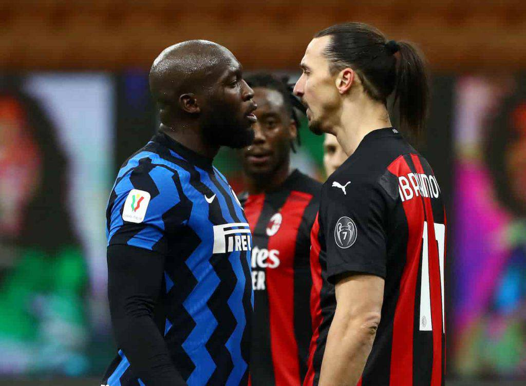 Ibrahimovic Lukaku sanzioni in beneficenza (Getty Images)
