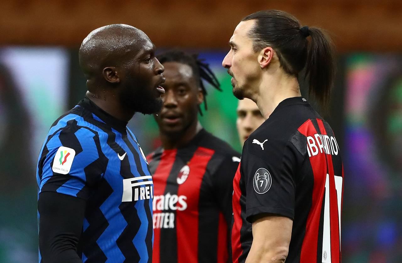 Lukaku Conte Ibrahimovic