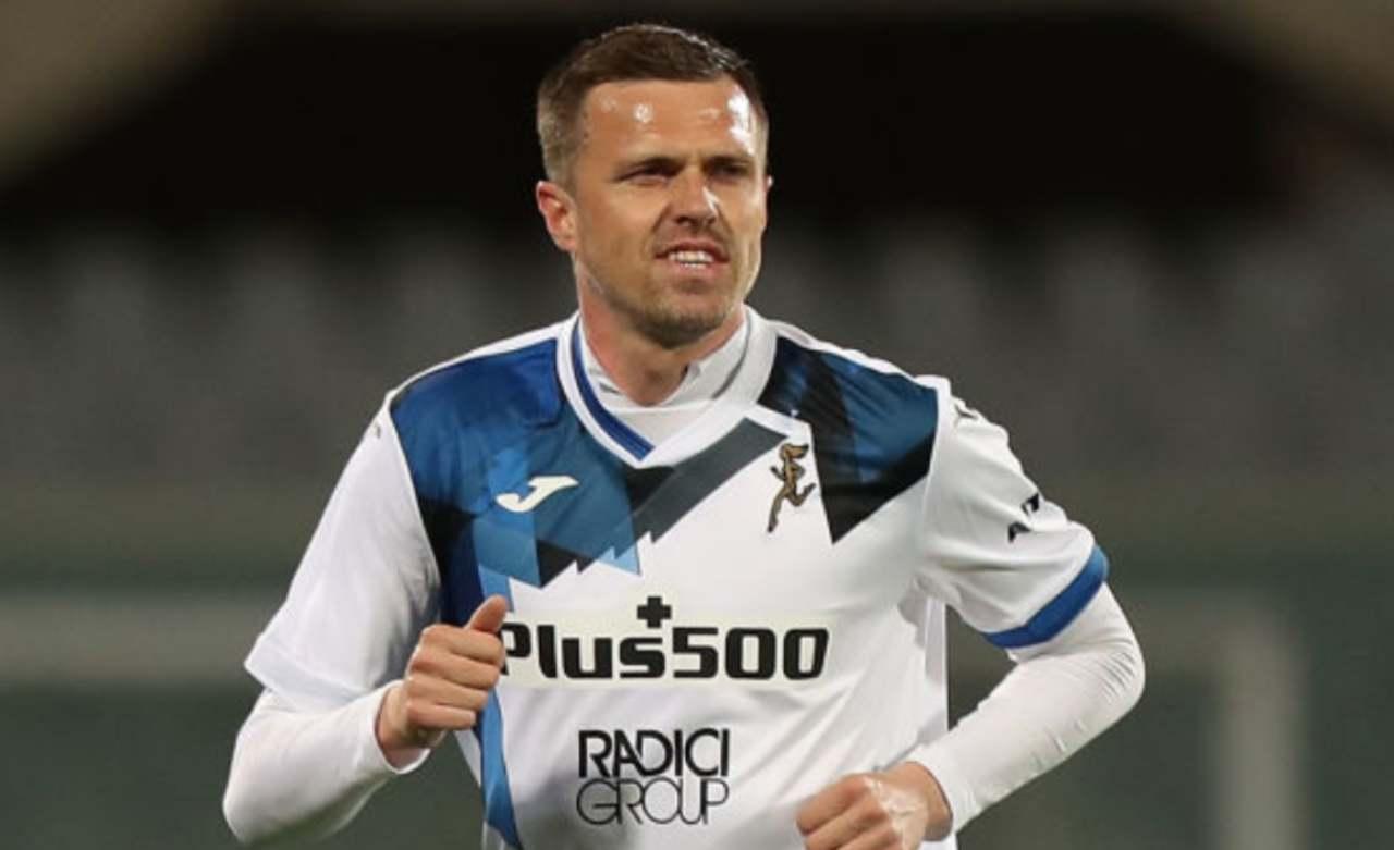 Josip Ilicic Atalanta-Juventus