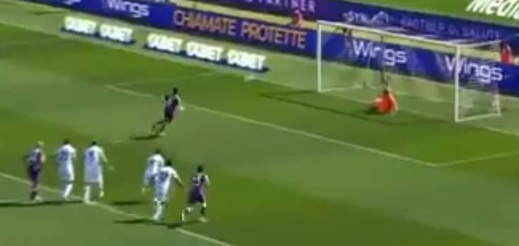 Vlahovic Fiorentina Juventus