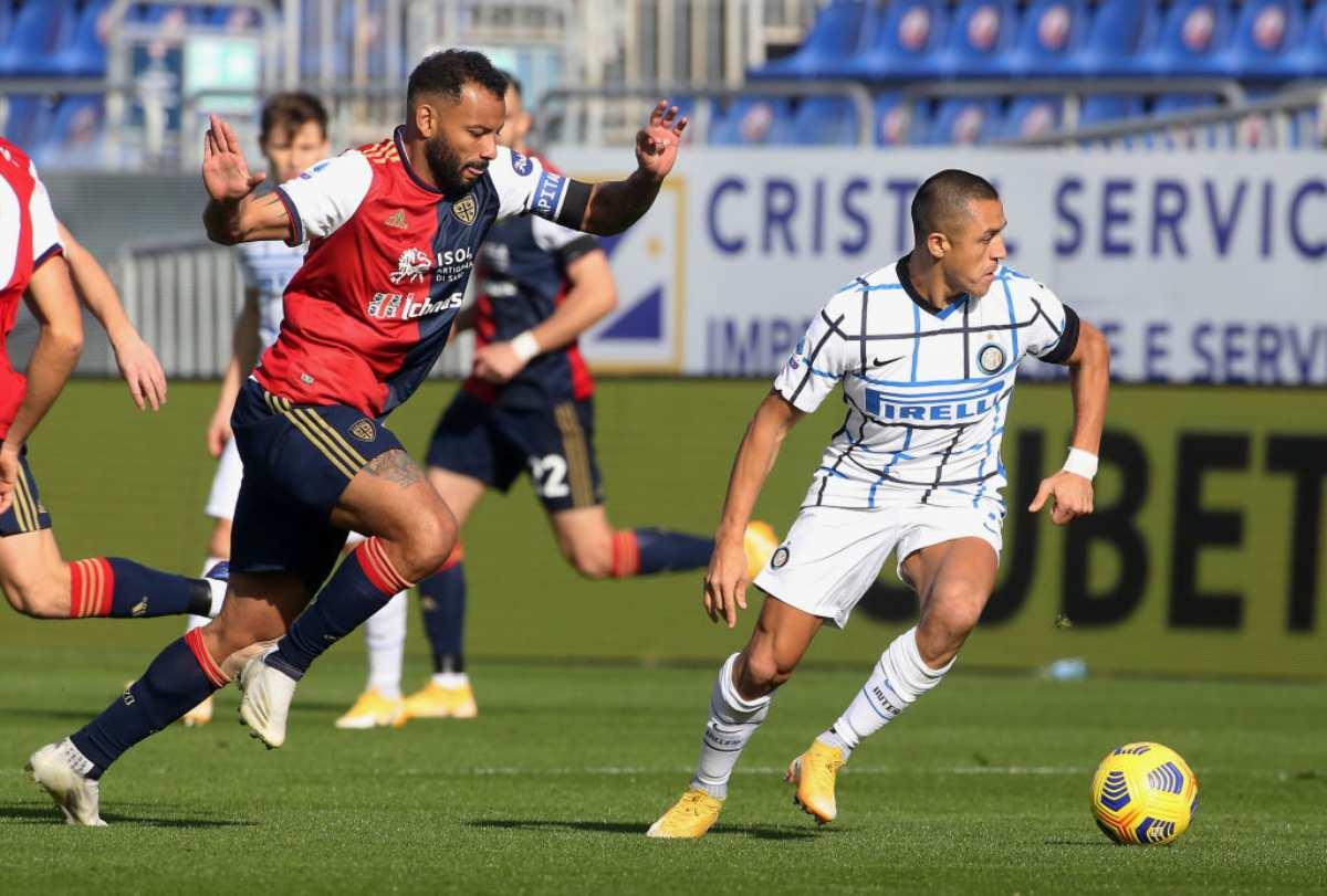 Inter-Cagliari precedenti