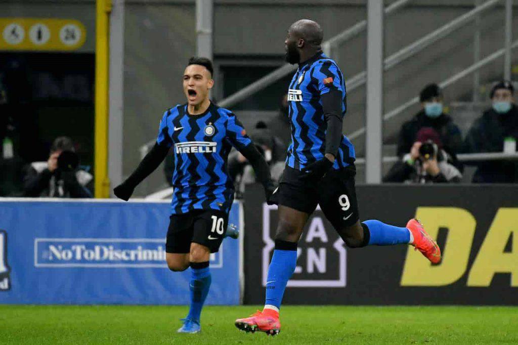 Inter Lautaro Lukaku coppia gol (Getty Images)