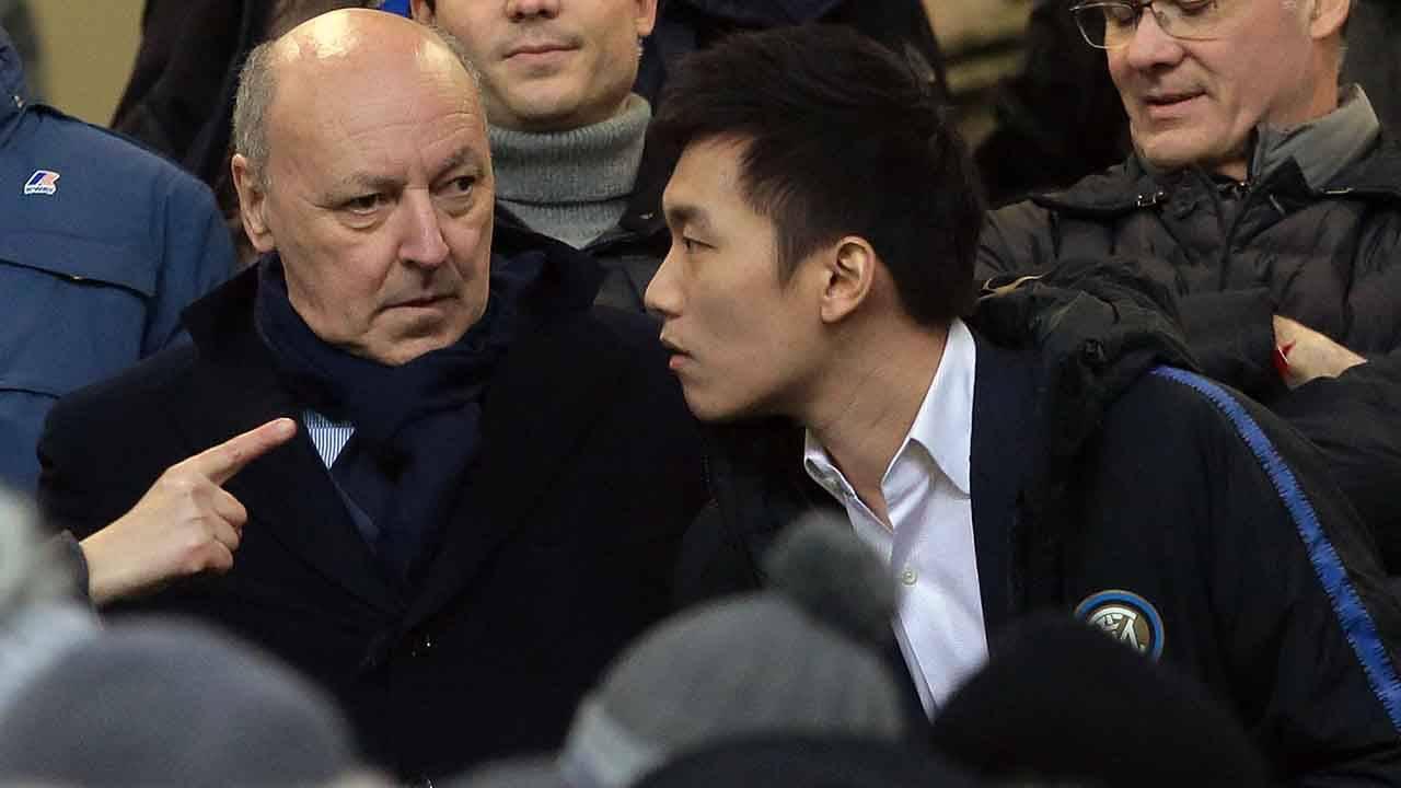 Superlga Inter Zhang Marotta