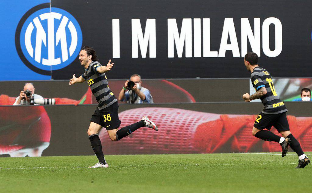 Inter Verona striscia vincente