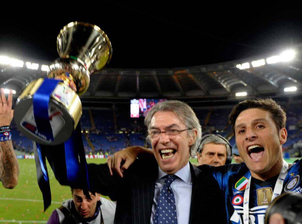 Inter ex Patron Moratti sulla Superlega (Getty Images)