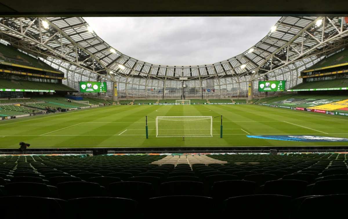 Euro 2020 Irlanda Tifosi
