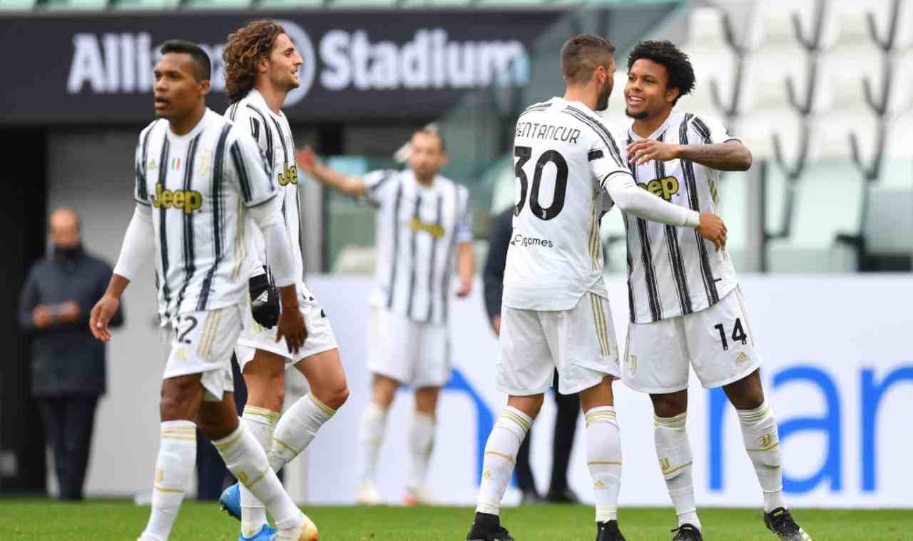 Atalanta-Juventus dove vederla
