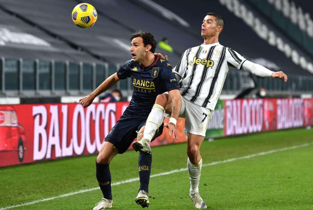 Juventus-Genoa precedenti