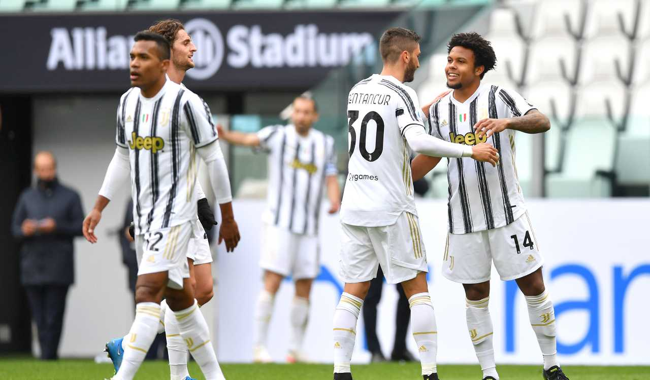 Juventus Genoa Highlights