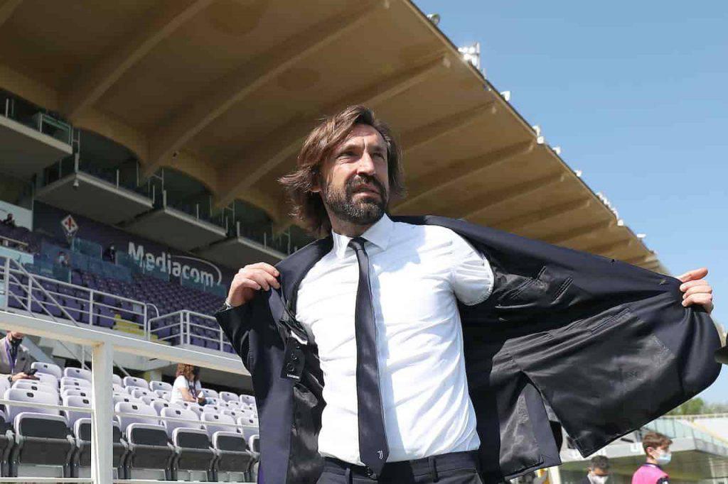 Juventus Pirlo futuro incognita (Getty Images)