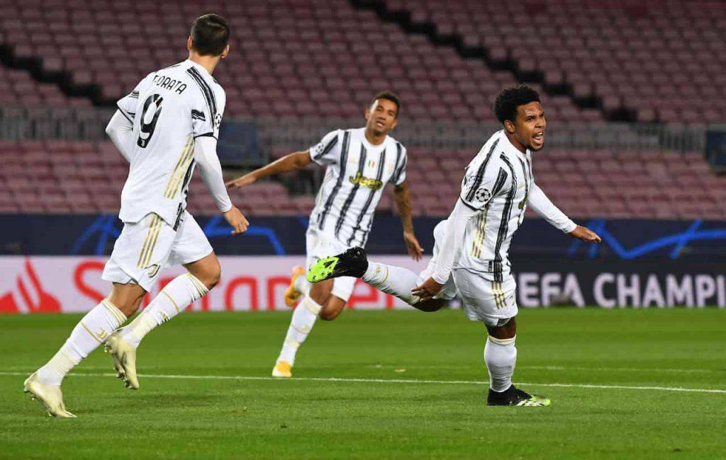 Juventus festa in casa McKennie (Getty Images)