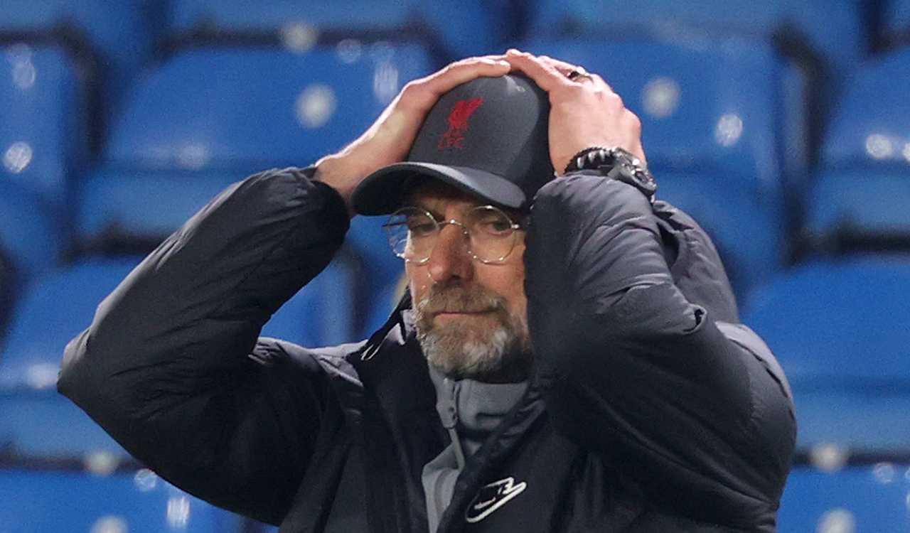 Liverpool Newcastle Klopp